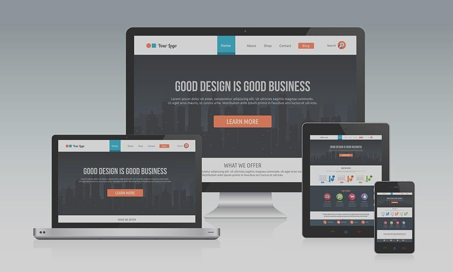 Responsive webdesign | Onzid webdesign